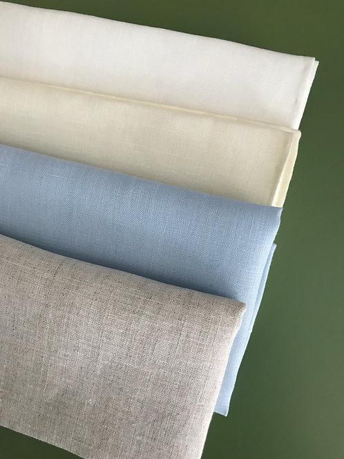 Soft Naturals Collection - Lt Weight Irish Linen