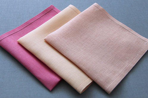 3 Warm Tropics - Handkerchief Hemstitching Kit