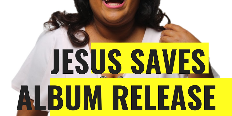 Jesus Saves Album Release