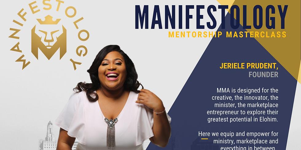 MANIFESTOLOGY Mentorship Masterclass