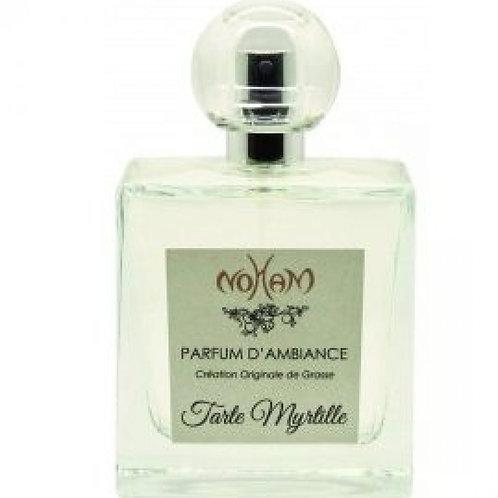 "Parfum d'ambiance ""tarte myrtille"" 100ML"