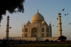Taj Mahal, Agra, 2008