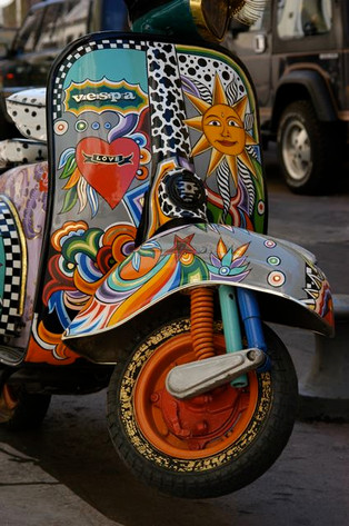 Marseilles scooter, 2006