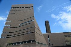 Tate Modern New Wing, London, 2016