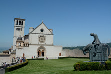 Assisi Chapel, Italy 2014