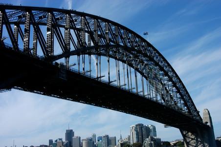 Sydney Harbour Bridge, 2008