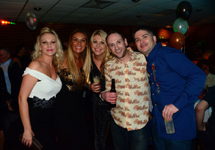 Marky's 40th Birthday Studio 54 night, 2014
