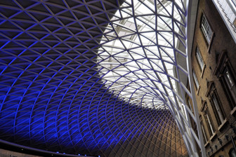 King's Cross Station, London, 2013