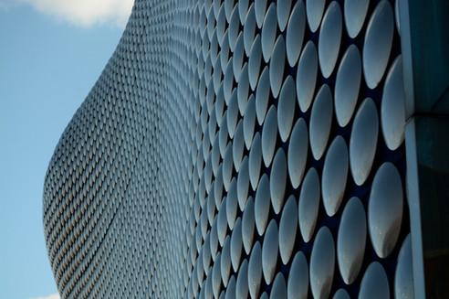 Selfridges, Birmingham, 2015