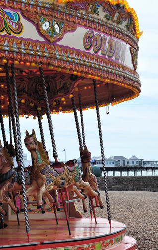Carousel, Brighton Beach, 2006