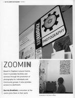 Zoom In Photography – Lambeth Arts Magazine 2005