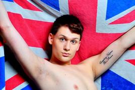 Danny, Union Jack, brighton