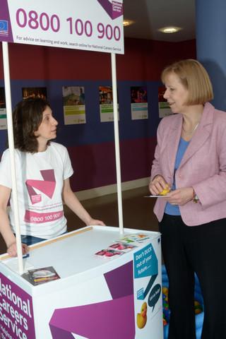 Ruth Cadbury, Parliamentary Candidate and Councillor, 2014