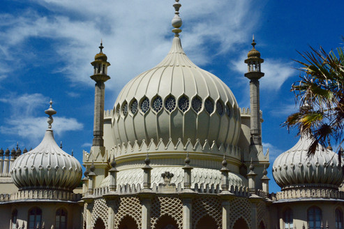 Royal Pavilion, Brighton, 2016