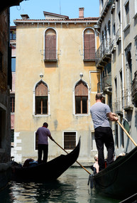 Venetian Gondaliers, 2014