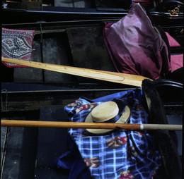 Venice Gondola's hat, 2006