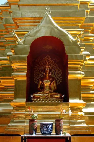 Chiang Mai, Buddist Shrine