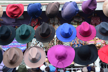 Hat Stand, Notting Hill, London, 2016