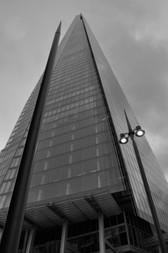 Shard, Black & White, London, 2012