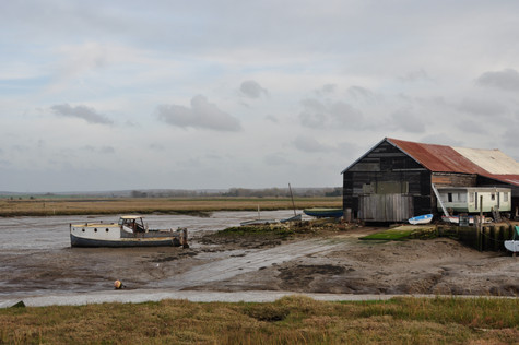 The Weald boat House North Kent coast, 2009