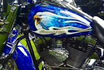 Screaming Eagle bike
