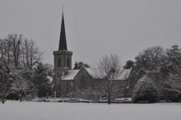Stanmer Park Church, 2013