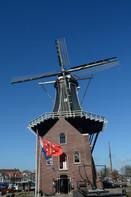 Dutch Windmill, Harlem, 2016