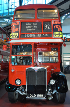 No 92 London Bus, 2013