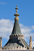 Royal Pavilion roof detail, Brighton