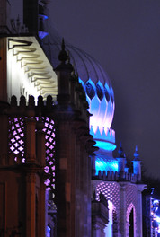 Xmas at the Royal Pavilion, Brighton