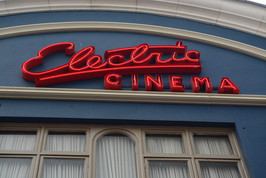 Electric Cinema, Portobello Road, London, 2016