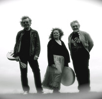 Seanaghy Folk Group Album Cover 'Coming Home', 2006