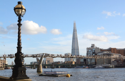 The Shard, Landscape, London, 2014
