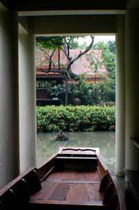 Summer Palace Pond, Bangkok