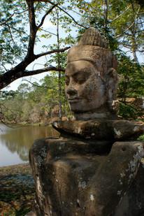 Angkor Wat Bayon Temple, 2008