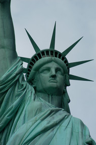 Statue of Liberty, New York, 2007
