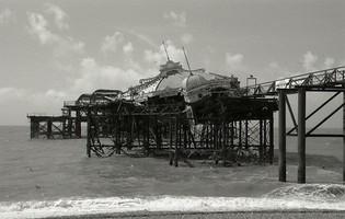 West Pier, Brighton 2005