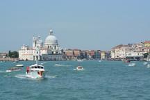 Venice canal, 2014