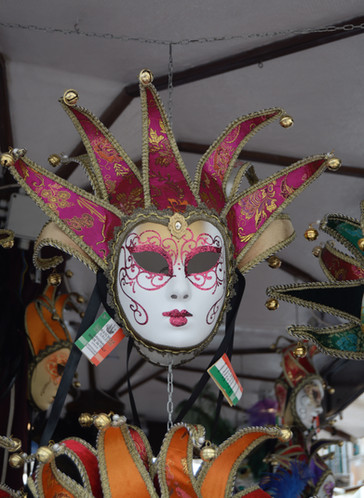 Florence mask, 2014