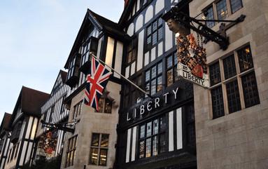 Liberty's, London, 2016