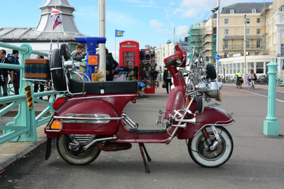Brighton Moped, 2015
