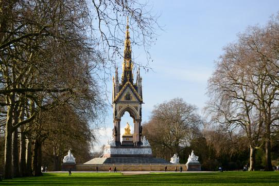 Albert Memorial, Kensington, London, 2015