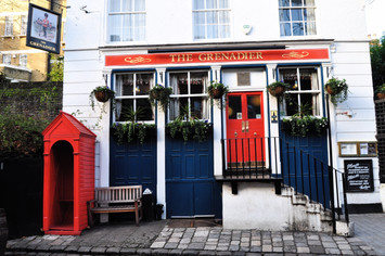 The Grenadier, Knightsbridge, London, 2013