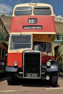 Vintage Red Brighton Bus, 2010