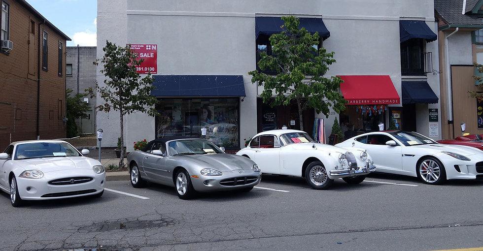 Jaguars on Broad Street Sewickley