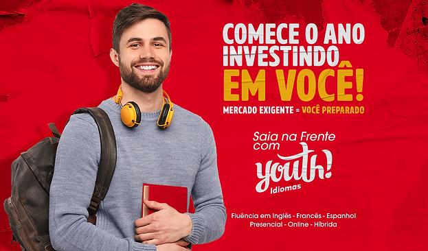 Aprenda Inglês na Youth Idiomas