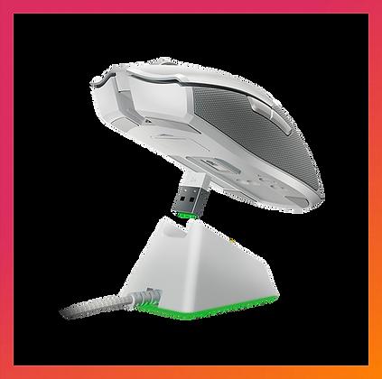 Razer Viper Ultimate Mercury With Dock Charging