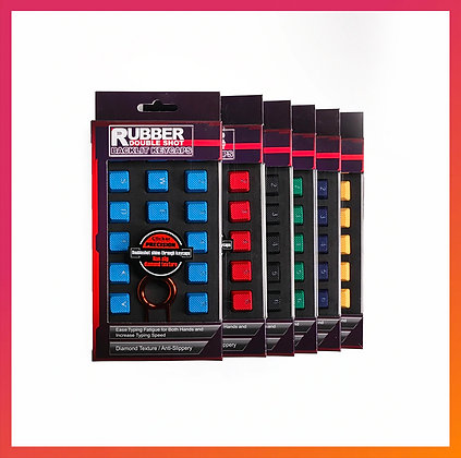 Taihao Rubber Gaming Keycap 18pcs