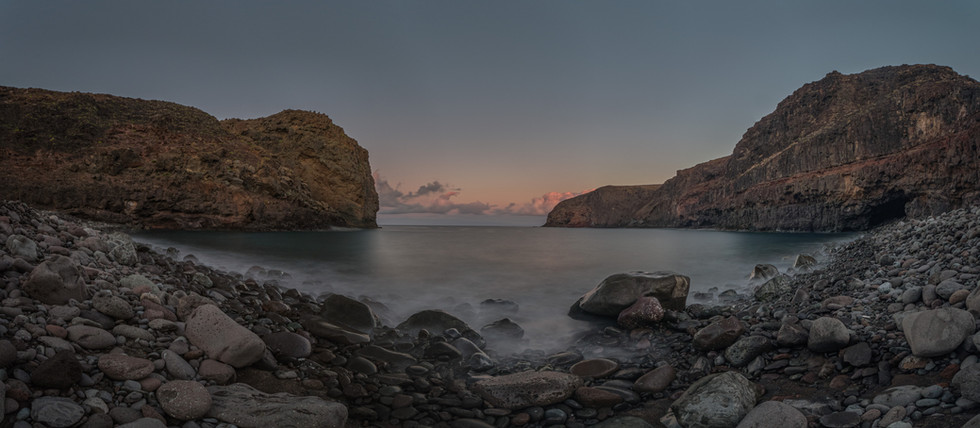 Playa del Juncal Larga Exposición