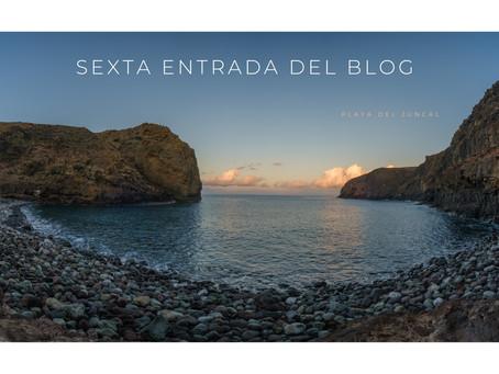 Playa del Juncal, Agaete